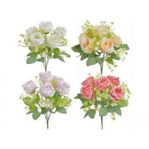 Buchet 5 trandafirasi color