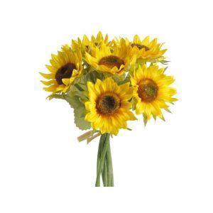 Buchet 6 fire floarea soarelui