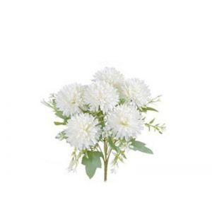 Buchet 7 fire crizanteme color