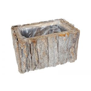 Cos dreptunghiular lemn