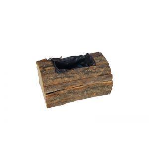 Cos lemn natur tip buturuga