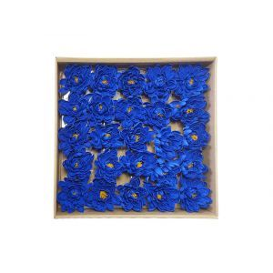 Set 25 crizanteme sapun color